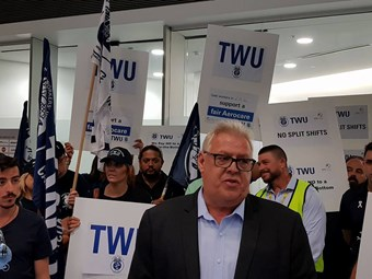 TWU NSW slams Iron Mountain driver outsourcing