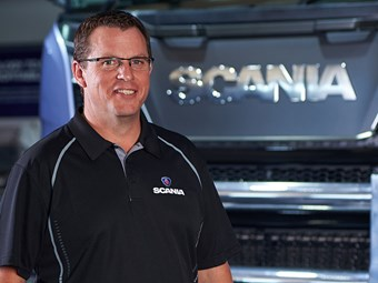 Whyte steps into Scania as driver trainer