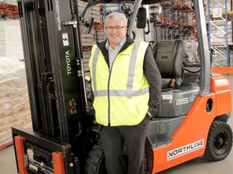 Expansion minded Northline going international