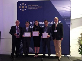 Australia recognised internationally by CILT