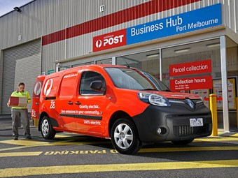 ed59339f55 Fuel efficiency is one way Australia Post is chasing its ambitious carbon  reduction target