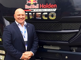 Slater is new Iveco sales general manager