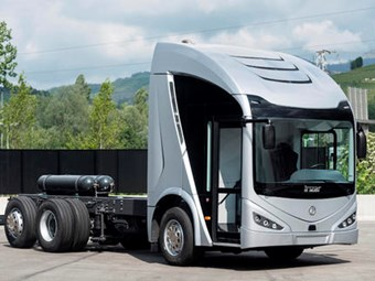 Irizar confirms electric prime mover dimension