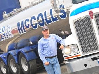 Thornton back at the helm of McColl's