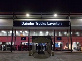 Daimler dealership proves AHG confidence