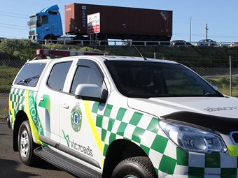 VicRoads sharpens heavy vehicle driver focus