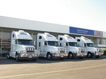 New vehicles added to Freightliner recall