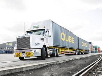 Qube annual profits rocket more than 150 per cent