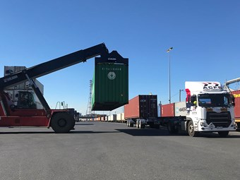 ACFS Port Logistics opens new container facility
