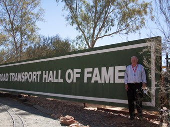 Transport greats honoured once again