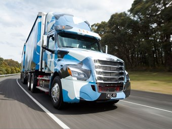 EXCLUSIVE: Freightliner Cascadia first drive  full review