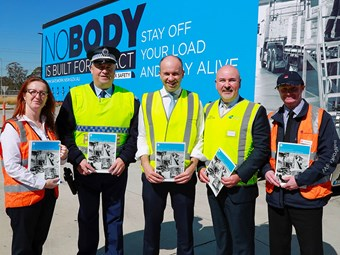 NSW launches transport industry injury reduction initiative