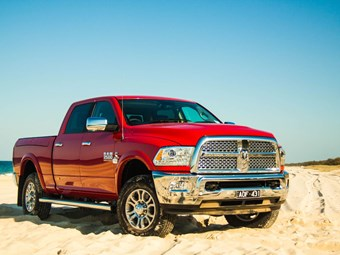 American Special Vehicles in RAM recall