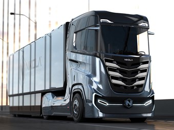 Nikola confirms Australian entry down the track
