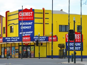 DHL seals Chemist Warehouse supply chain deal