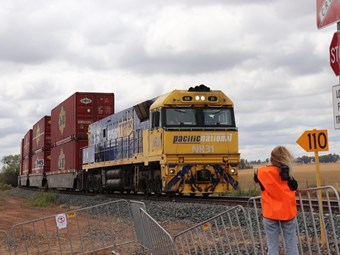 Linfox leads chorus of praise for Inland Rail
