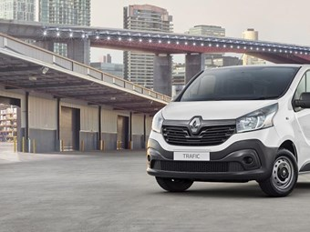 Renault rolls out cut-price Trafic Trader Life for cost-conscious businesses