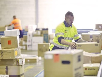 Changes continue at busy Australia Post