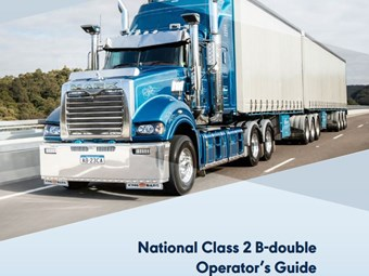 NHVR updates B-double operating requirements