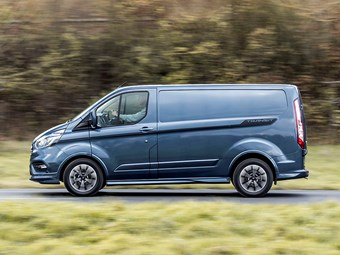 Ford upgrades Transit Custom power and safety