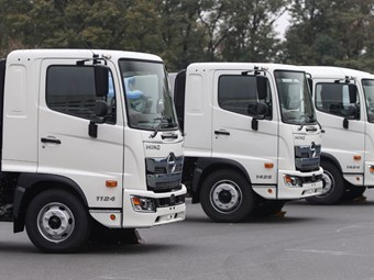 Hino launches recall portal for operators