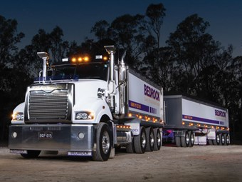 Bedrock Quarry Products and Bulk Transport: Accidental success | News