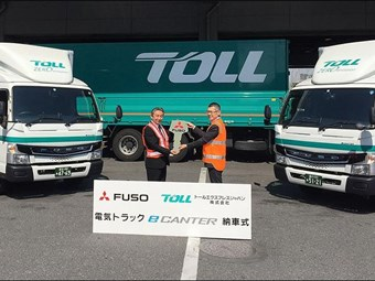 Toll welcomes eCanters as ALC backs EV policy