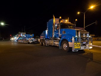 Superload all in a day's work for Lampson   News