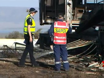 WorkSafe SA in crash probe clarification after TWU calls