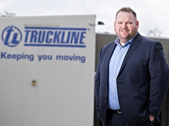 Hinkley takes the reins at Truckline