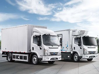 Nexport and Macquarie land BYD bid for electric trucks | News