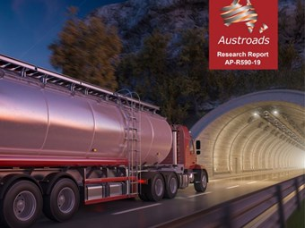 Austroads spotlights dangerous goods in tunnels research