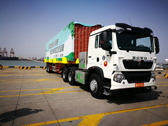 Sinotruk includes Australasia in expansion tilt