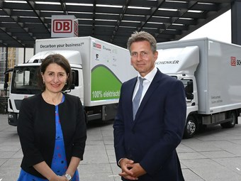 DB Schenker signs up for Western Sydney Aerotropolis