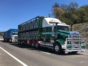 Operators mark historic Toowoomba crossing trip