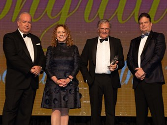 Chas Kelly heads Australian Freight Industry Awards