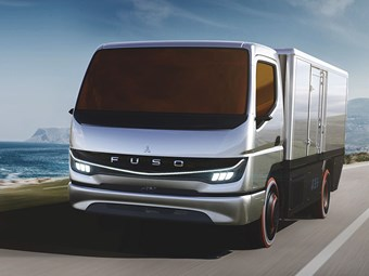 Fuso to show off advances at Tokyo show