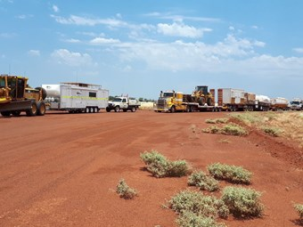 Agrimin and Newhaul launch potash haulage joint venture