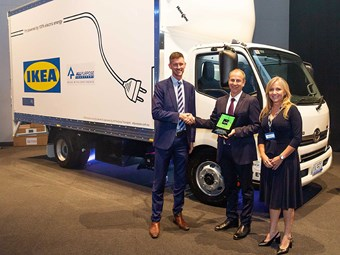 Like minds at All Purpose and Ikea lead to EV move