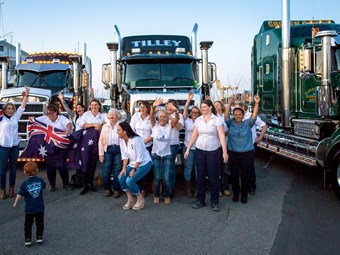 Women in Trucking Australia advocacy group launched