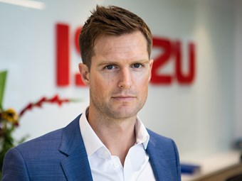 Cooper to lead new Isuzu Australia innovation unit