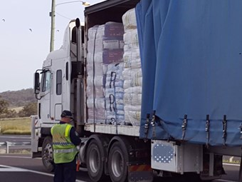 Nearly 700 trucks checked in huge NSW operation