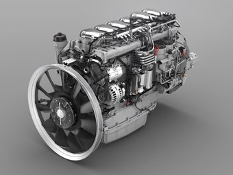 Scania boosts Australian six-cylinder engine offering