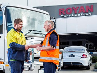 Royan Group links with private equity in expansion move
