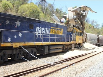 ATSB releases WA freight train fatality preliminary report