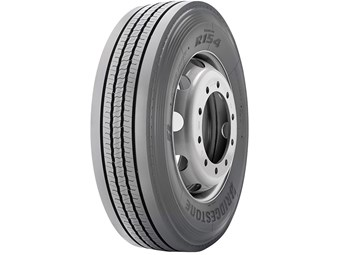 Bridgestone Australia launches R154 steer tyre