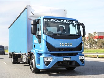 New specifications for Iveco Eurocargo range