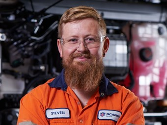 Scania launches truck maintenance support offer