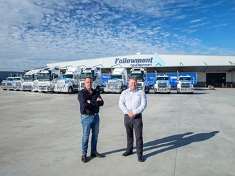 New business division and fleet moves for Followmont
