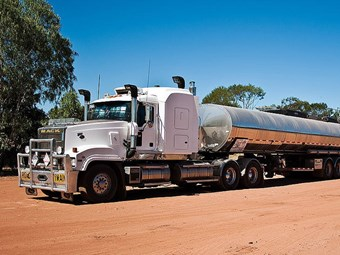 WA set on heavy vehicle rego hike decision